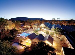 DoubleTree by Hilton Alice Springs - St Kilda Accommodation