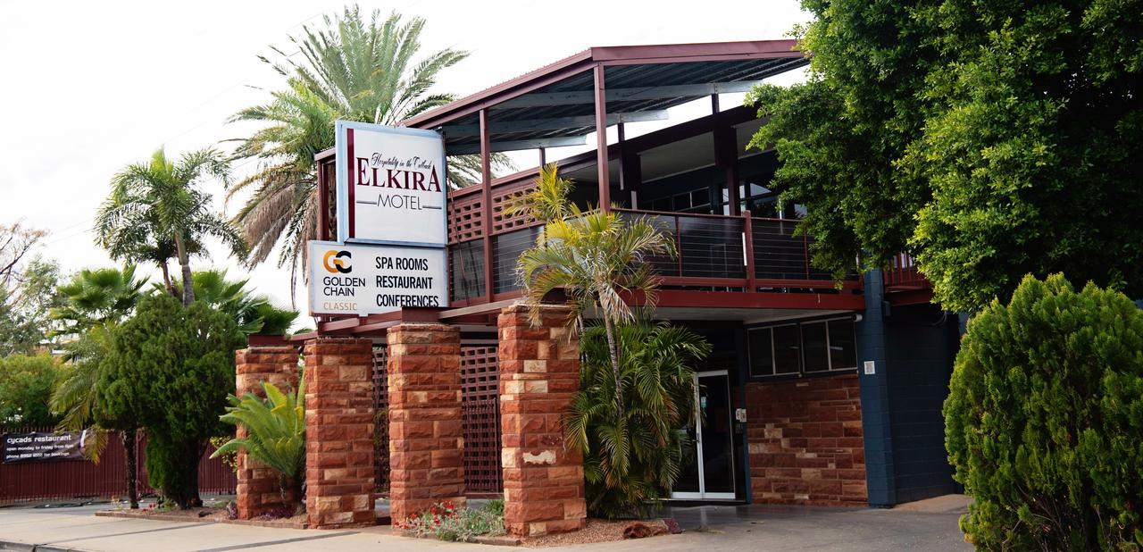 Elkira Court Motel - St Kilda Accommodation