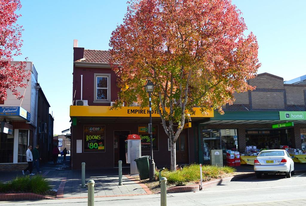 Empire Hotel Goulburn - St Kilda Accommodation