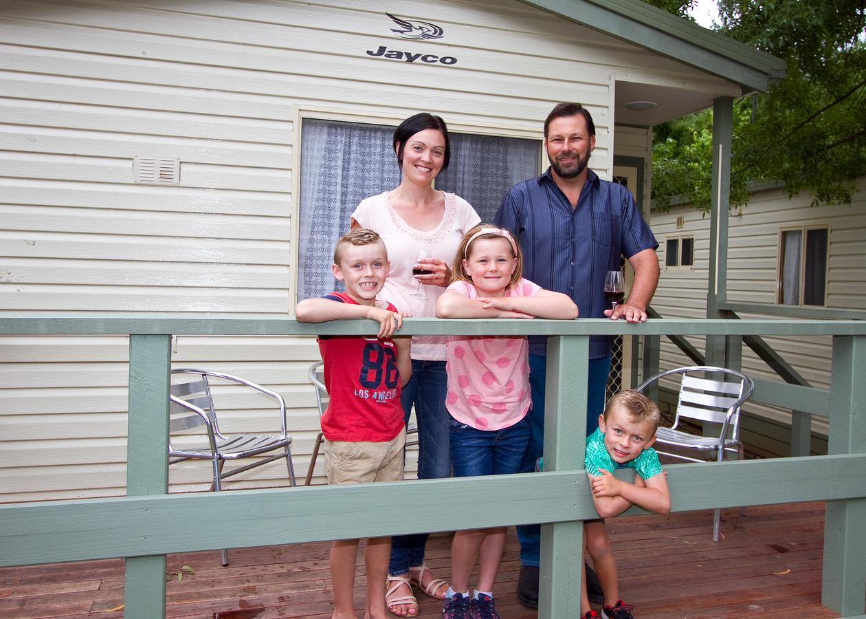 Marysville Caravan and Holiday Park - St Kilda Accommodation