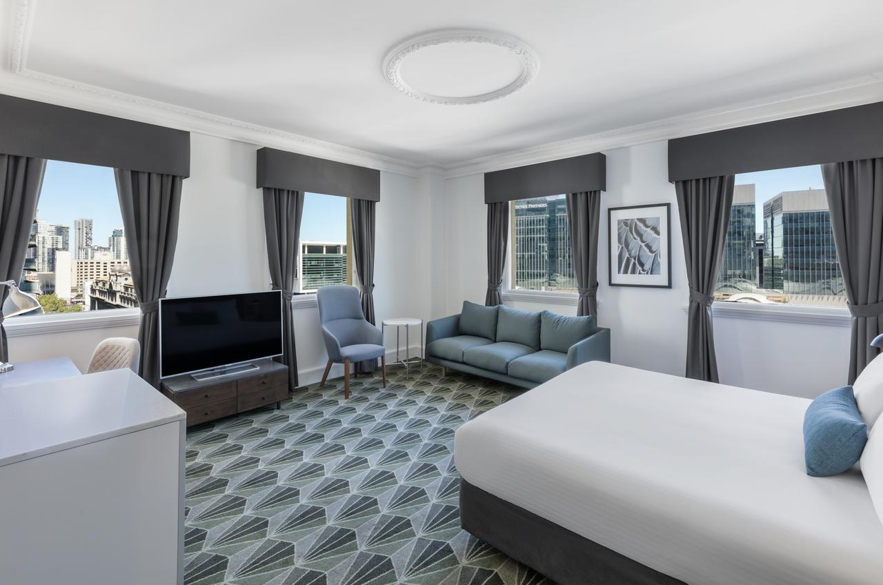The Savoy Hotel on Little Collins Melbourne - St Kilda Accommodation