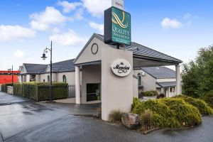 Quality Inn  Suites The Menzies - St Kilda Accommodation