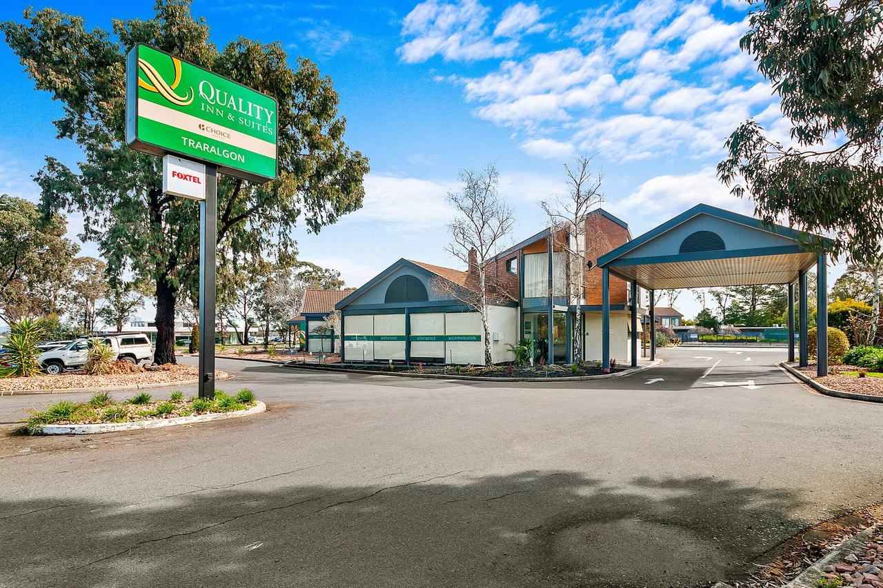 Quality Inn  Suites Traralgon - St Kilda Accommodation