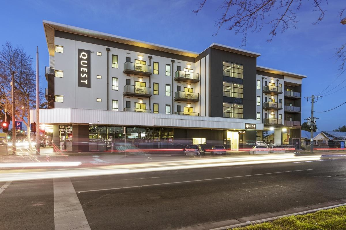 Quest Werribee - St Kilda Accommodation