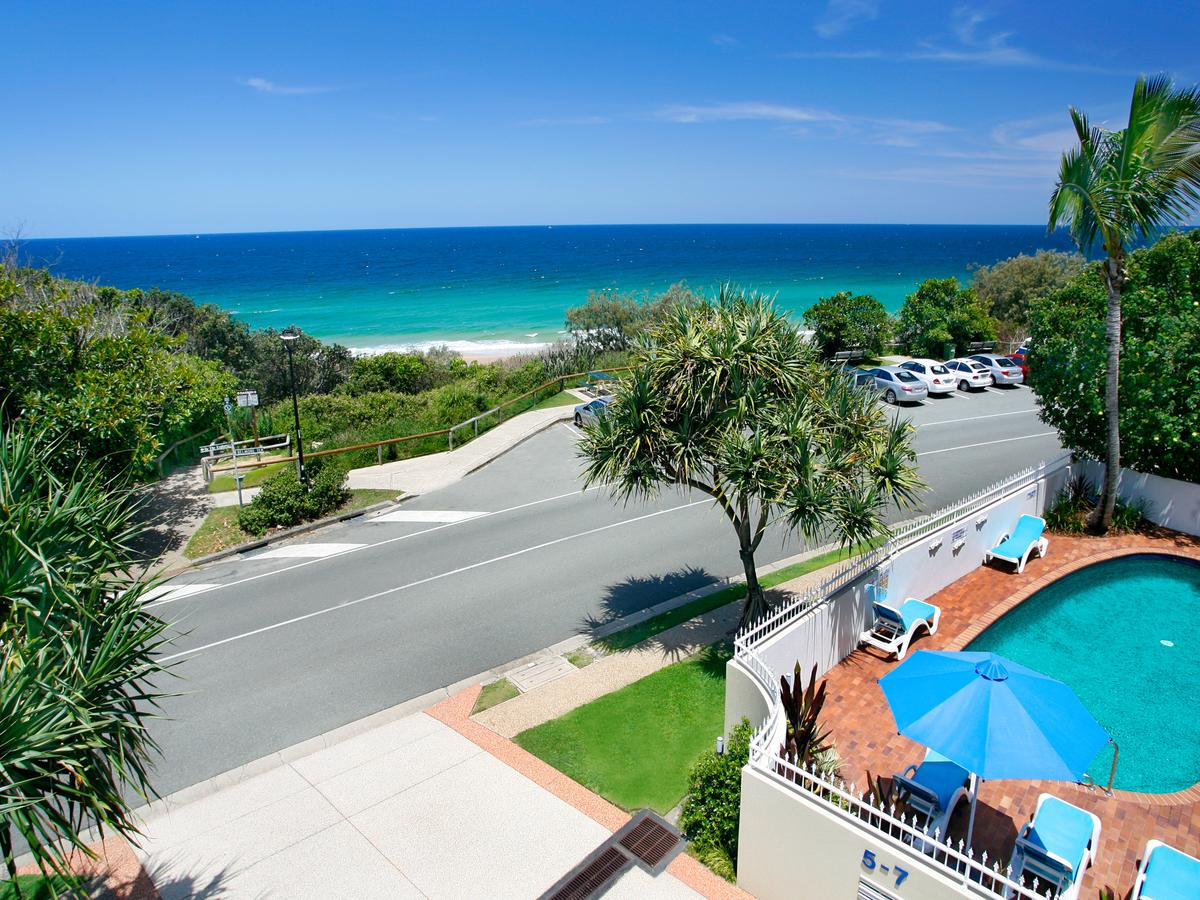 La Mer Sunshine Beachfront - St Kilda Accommodation