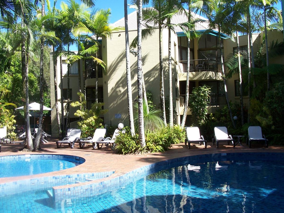 Ocean Breeze Resort - St Kilda Accommodation