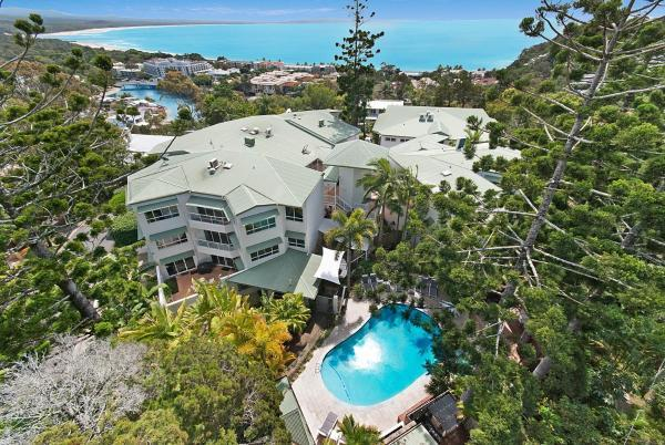 The Lookout Resort Noosa - St Kilda Accommodation