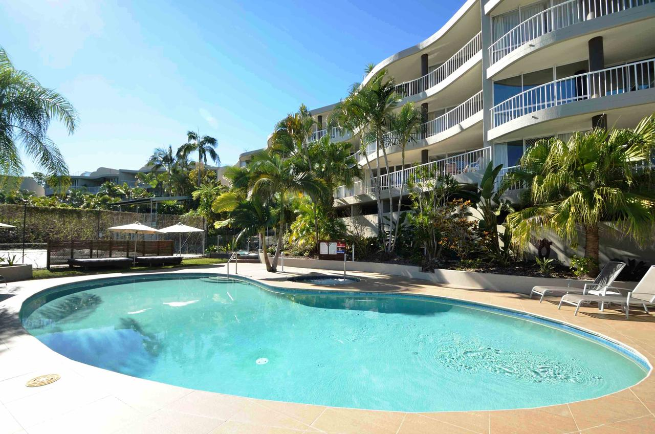 Noosa Hill Resort - St Kilda Accommodation