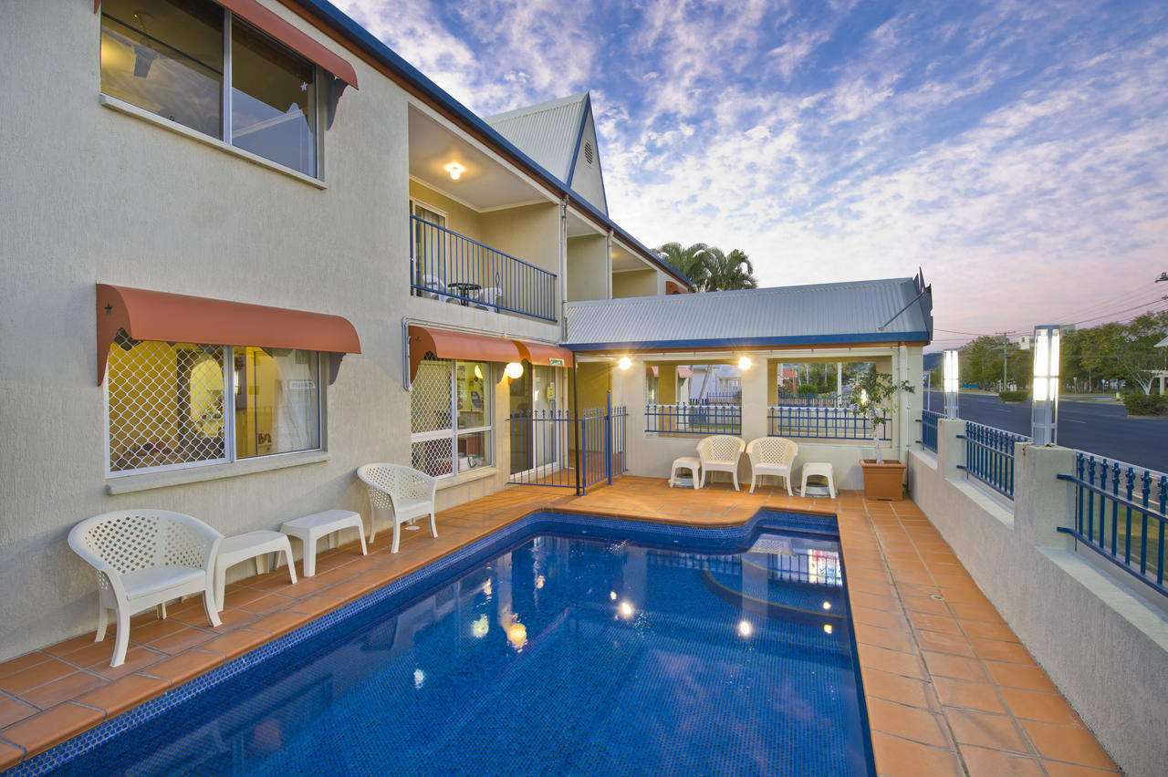 Rockhampton Serviced Apartments - St Kilda Accommodation