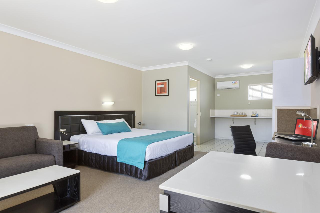 Comfort Inn North Brisbane - St Kilda Accommodation