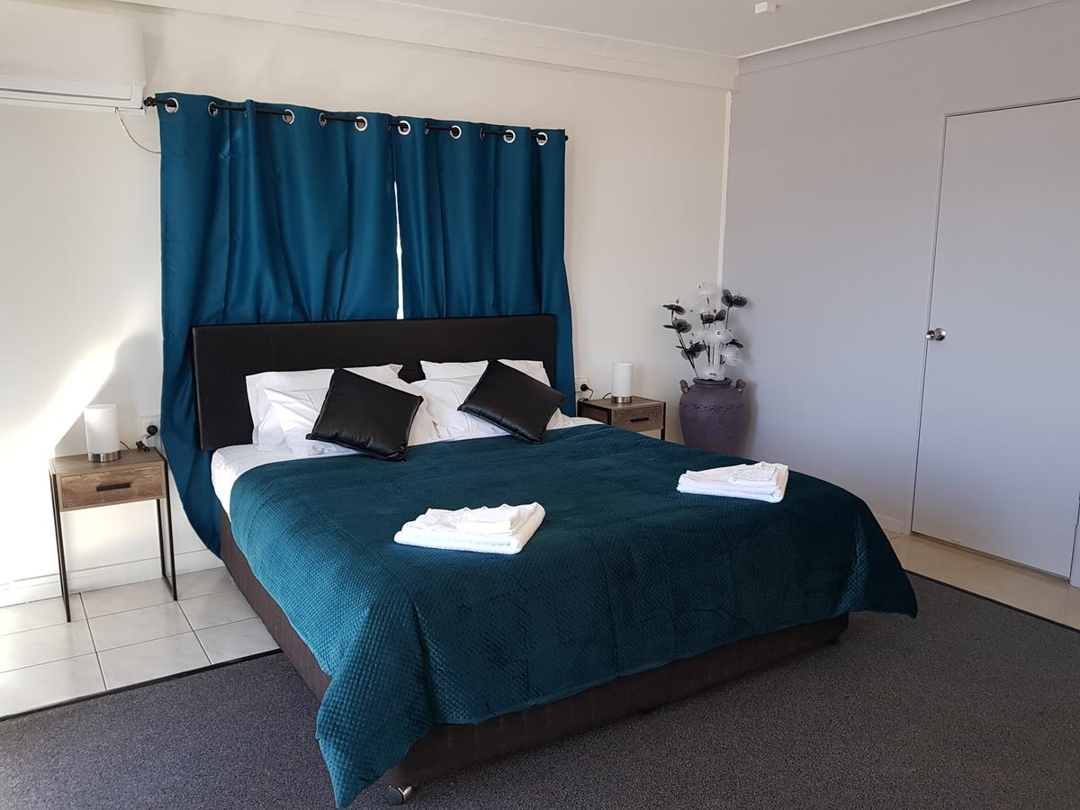 The Q Motel Rockhampton - St Kilda Accommodation